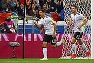 Germany v Chile 220617