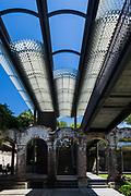 An amazing urban park called Paddington Reservoir Gardens, Paddington, Sydney.