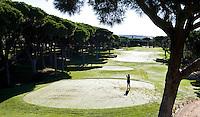 VILAMOURA - Algarve - Oceanico MILLENNIUM Golfcourse, hole 3.  COPYRIGHT KOEN SUYK