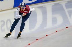 05-01-2003 NED: Europees Kampioenschappen Allround, Heerenveen<br /> 5000 m - Annamarie Thomas NED
