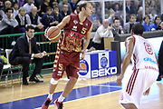 DESCRIZIONE : Milano Lega A 2013-14 Cimberio Varese vs Umana Reyer Venezia <br /> GIOCATORE : Giachetti Jacopo<br /> CATEGORIA : Palleggio<br /> SQUADRA :Umana Venezia<br /> EVENTO : Campionato Lega A 2013-2014<br /> GARA : Cimberio Varese vs Umana Reyer Venezia<br /> DATA : 27/10/2013<br /> SPORT : Pallacanestro <br /> AUTORE : Agenzia Ciamillo-Castoria/I.Mancini<br /> Galleria : Lega Basket A 2013-2014  <br /> Fotonotizia : Milano Lega A 2013-14 EA7 Cimberio Varese vs Umana Reyer Venezia<br /> Predefinita :
