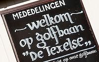 TEXEL - De Cocksdorp - Welkom op Golfbaan De Texelse. COPYRIGHT KOEN SUYK