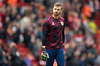 Football - 2021 / 2022 Premier League - Liverpool vs Burnley - Anfield - Saturday 21st August 2021<br /> <br /> <br /> Burnley's Will Norris