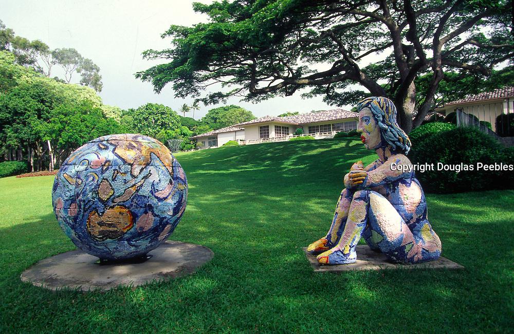 Contemporary Art Museum, Honolulu, Oahu, Hawaii<br />