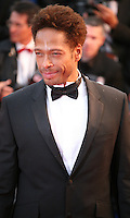 Actor Gary Dourdan at the red carpet for the gala screening of Jimmy P. Psychotherapy of a Plains Indian film at the Cannes Film Festival 18th May 2013