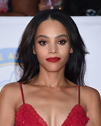 Annie Ilonzeh at the 49th NAACP Image Awards held at the Pasadena Civic Auditorium on January 15, 2018 in Pasadena, CA ©TArroyo/AFF-USA.com. 15 Jan 2018 Pictured: Bianca Lawson. Photo credit: MEGA TheMegaAgency.com +1 888 505 6342
