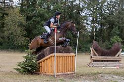 Timm Finja, GER Stiefele Julia, GER, Chaterflai<br /> CCI3* Arville 2020<br /> © Hippo Foto - Dirk Caremans<br /> 23/08/2020