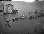 1957 - 05/01 Shannon Flooding - Aerial Views