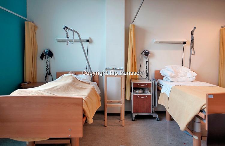 Nederland, Nijmegen, 23-11-2019 Open dag ROC. Voor de opleidingen in de zorg, zorgsector,verpleging, was veel belangstelling, ook van volwassenen die als zij-instromers de gezondheidszorg in willen.. Foto: Flip Franssen
