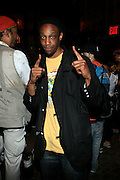 "DJ Alamo at the Alica Keys "" As I am"" celebration wrap party at Park on June 18, 2008"