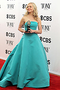 June 10, 2017-New York, New York-United States: Actress Rachel Bay Jones attends the 71st Annual Tony Awards Media Room held at Radio City on June 11, 2017 in New York City. The Tony Awards recognize achievement in Broadway productions during the 2016–17 season.  (Photo by Terrence Jennings/terrencejennings.com)