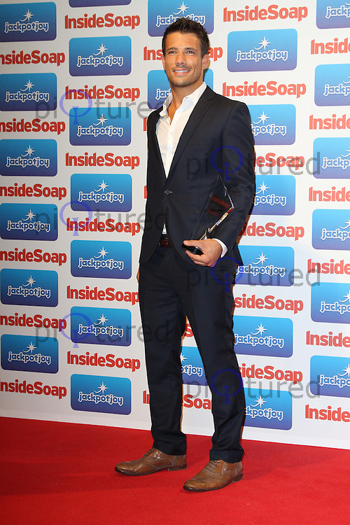Danny Mac Inside Soap Awards 2011, Gilgamesh, The Stables Market, Camden Town, London, UK. 26 September 2011 Contact: Rich@Piqtured.com +44(0)7941 079620 (Picture by Richard Goldschmidt)