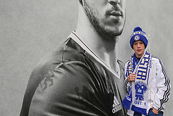 Chelsea fan poses at Stamford Bridge - Mandatory by-line: Jason Brown/JMP - 15/10/2016 - FOOTBALL - Stamford Bridge - London, England - Chelsea v Leicester City - Premier League