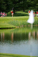 22 MAY 2009:   Gemma Webster of Ohio State University tees off during the 2009 NCAA Women's Division I Golf Championship held at Caves Valley Golf Club hosted by Georgetown University in Owings Mills, MD. Brett Wilhelm/NCAA Photos