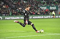 SOCCER : Saint Etienne vs Caen - League 1 Conforama - 01/27/2018<br /> Remy Vercoutre  (caen)<br /> <br /> Norway only