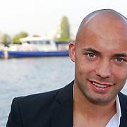 NLD/Amsterdam/20110420 - Presentatie nieuwe editie L' Homme, Demi de Zeeuw