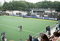 DEN BOSCH - HOCKEY -   Landkampioenschap jeugd  Het complex van Den Bosch met clubhuis.  COPYRIGHT KOEN SUYK