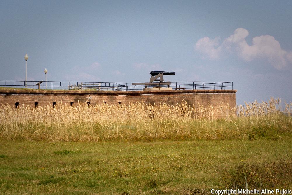 Fort Gaines, Dauphin Island, AL