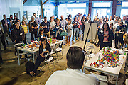 The Silicon Valley Business Journal hosts the HHaaS Tech Mixer at ZERO1 in San Jose, California, on May 28, 2015. (Stan Olszewski/SOSKIphoto for the Silicon Valley Business Journal)