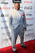 Roland Martin at The Apollo Theater 4th Annual Hall of Fame Induction Ceremony & Gala with production design by In Square Circle Design Concepts, held at The Apollo Theater on June 2, 2008