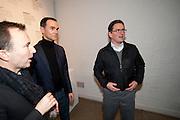 HARRY KOSINEY, Wallpaper* Design Awards. Wilkinson Gallery, 50-58 Vyner Street, London E2, 14 January 2010 *** Local Caption *** -DO NOT ARCHIVE-© Copyright Photograph by Dafydd Jones. 248 Clapham Rd. London SW9 0PZ. Tel 0207 820 0771. www.dafjones.com.<br /> HARRY KOSINEY, Wallpaper* Design Awards. Wilkinson Gallery, 50-58 Vyner Street, London E2, 14 January 2010