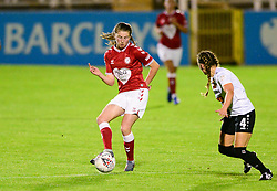 Bristol City Women - Mandatory by-line: Dougie Allward/JMP - 07/10/2020 - FOOTBALL - Twerton Park - Bath, England - Bristol City Women v London Bees - FA Continental Cup