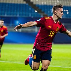 20210330: SLO, Football - European Under 21 Championship 2021, Spain vs Czech Republic