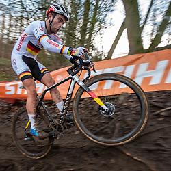 2019-12-15: Cycling: Overijse: Marcel Meisen finished ninth