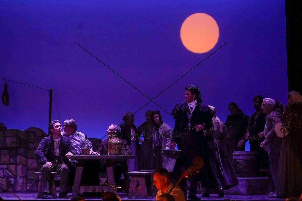 20190320; Bremgarten; Kultur - Operettenbuehne Bremgarten;<br /> Paganini von Franz Lehar <br /> (Andy Mueller/freshfocus)