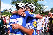 Fernando Gaviria (COL - QuickStep - Floors) during the Tour de France 2018, Stage 1, Noirmoutier -en-l'île - Fontenay-le-Comte (201km) on July 7th, 2018 - Photo Kei Tsuji / BettiniPhoto / ProSportsImages / DPPI