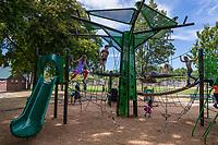 Kids Playing @ Gilman Playground