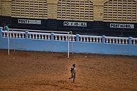Mothers & Children, Football Field, Jamestown District