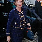 BEL/Brussel/20101120 - Huwelijk prinses Annemarie de Bourbon de Parme-Gualtherie van Weezel en bruidegom Carlos de Borbon de Parme, Neelie Kroes