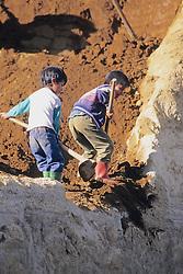 Digging Earth