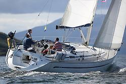 Peelport Clydeport, Largs Regatta Week 2014 Largs Sailing Club based at  Largs Yacht Haven,<br /> <br /> 3787, Leumadair, Mark Homer