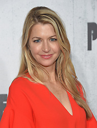 August 28, 2018 - Hollywood, California, U.S. - Jamie Anderson arrives for the premiere of the film 'Peppermint' at the Regal Cinemas LA Live theater. (Credit Image: © Lisa O'Connor/ZUMA Wire)