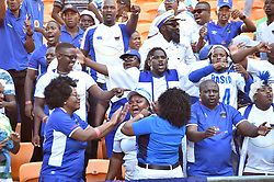 Chippa United supportes after winning 3-0 against Kaizer Chiefs during the ABSA premiership at FNB stadium <br />Picture: Itumeleng English/African News Agency (ANA)<br />07.04.2018<br />Picture: Itumeleng English/African News Agency (ANA)