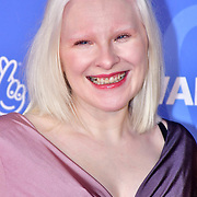 Kelly Gallagher  attends BBC1's National Lottery Awards 2019 at BBC Television Centre, 101 Wood Lane, on 15 October 2019, London, UK.
