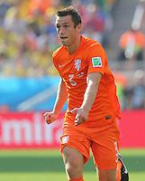 Stefan de Vrij of Netherlands