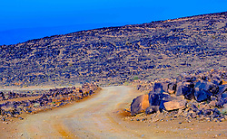 Mountain vew from the Tizi N'Tazezert trail (piste) in southern Morocco<br /> <br /> (c) Andrew Wilson   Edinburgh Elite media