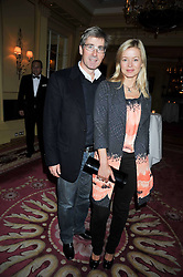 MR TIM & LADY HELEN TAYLOR at a reception to launch Films Without Borders held The Lanesborough Hotel, London on 8th October 2009.