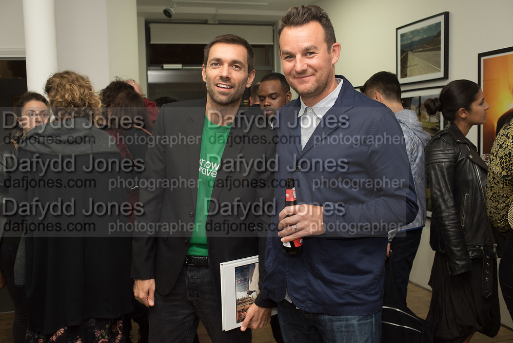 MASSIMO GIORGETTI; JAMES MORRIS, The Verve, photographs by Chris Floyd ... Art Bermondsey Project Space, London. 6 September 2017