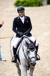 Galobardes Alberto Marquez, ESP, Ucello Massuere,<br /> CHIO Rotterdam 2021<br /> © Hippo Foto - Sharon Vandeput<br /> 4/07/21