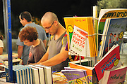 Israel, Haifa, The Annual Book Fair. The book fair is held every June all over the country to promote reading and selling of books. All Israeli publishing houses take part in this fair with stalls in every city and reduced prices