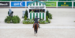 Tong Roland, (IRL), Pompidou - Grand Prix Team Competition Dressage - Alltech FEI World Equestrian Games™ 2014 - Normandy, France.<br /> © Hippo Foto Team - Leanjo de Koster<br /> 25/06/14