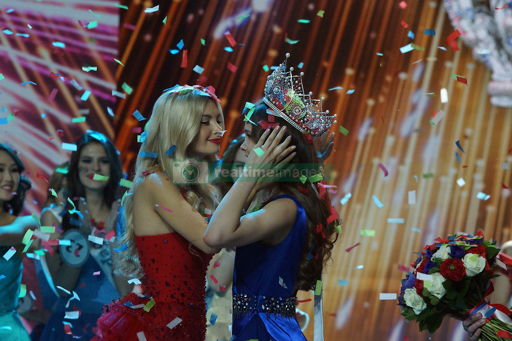 April 14, 2018 - Barvikha, Moscow region, Russia - 14.04.2018 Barvikha Luxury Village beauty contest Miss Russia 2018 (Credit Image: © Russian Look via ZUMA Wire)