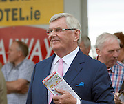 28/07/2014 Ray McSharry at the Galway Summer Racing Festival at Ballybrit in Galway City continues till Sunday. Photo:Andrew Downes