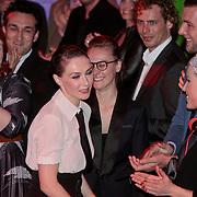 NLD/Amsterdam/20110328 - Uitreking Rembrandt Awards 2011, Carice van Houten wint Rembrandt Beste Nederlandse Actrice