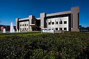 Nova Lima _ MG, 28 Marco de 2008..Fundacao Dom Cabral...Fachada da unidade Alphaville Lagoa dos Ingleses....Foto: LEO DRUMOND / AGENCIA NITRO
