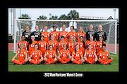 2012 Miami Hurricanes Women's Soccer Photo Day #2